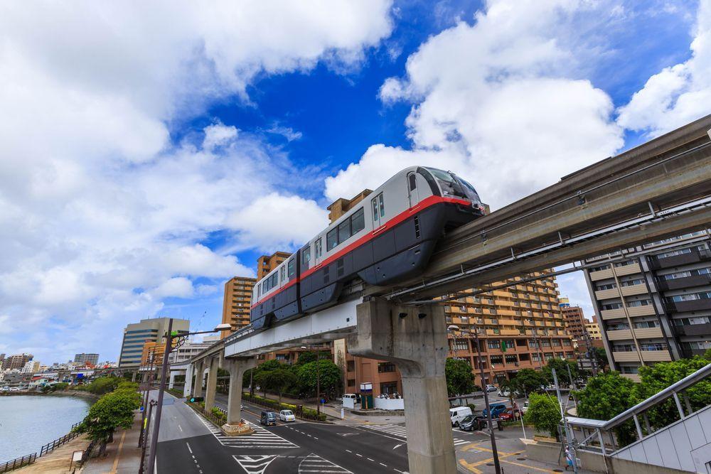 Okinawa Yuirail Okinawa Urban Monorail