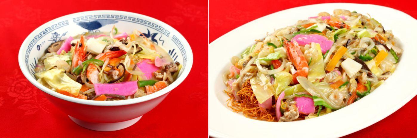 local delicacies like Chanpon and Sara Udon