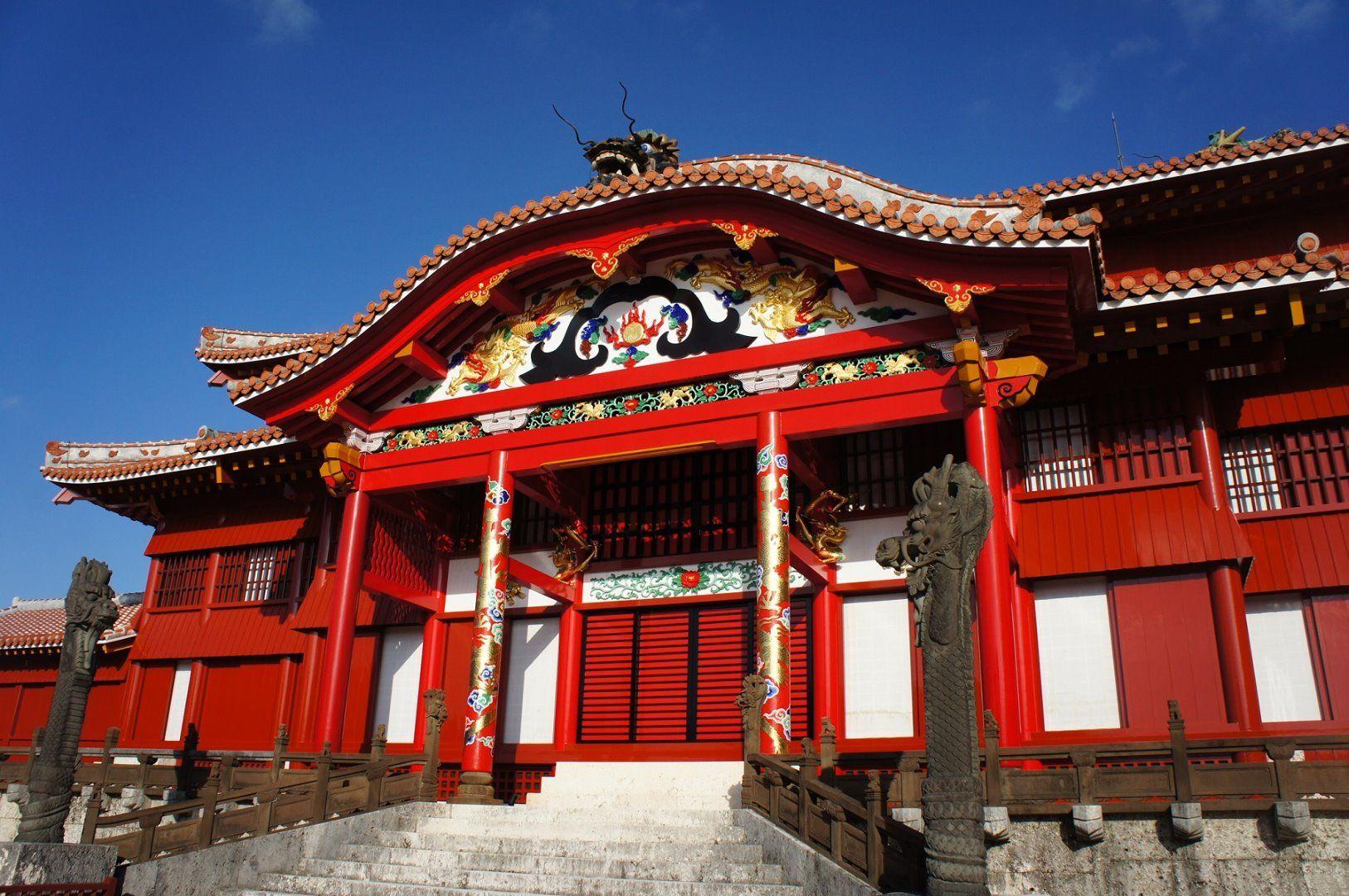 Okinawa Shuri Castle