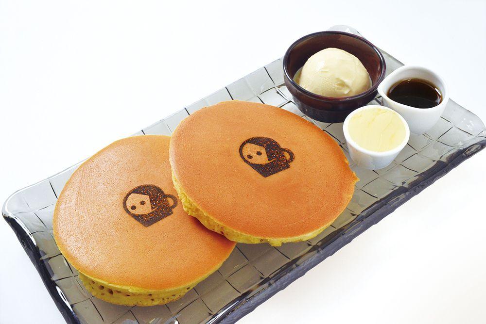 Yojiya Café Gion Cake
