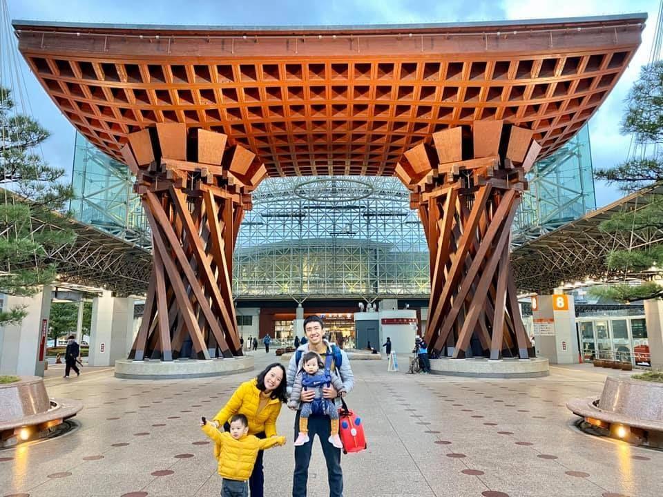 Day 3 – The Place of Gold & Tradition, Kanazawa