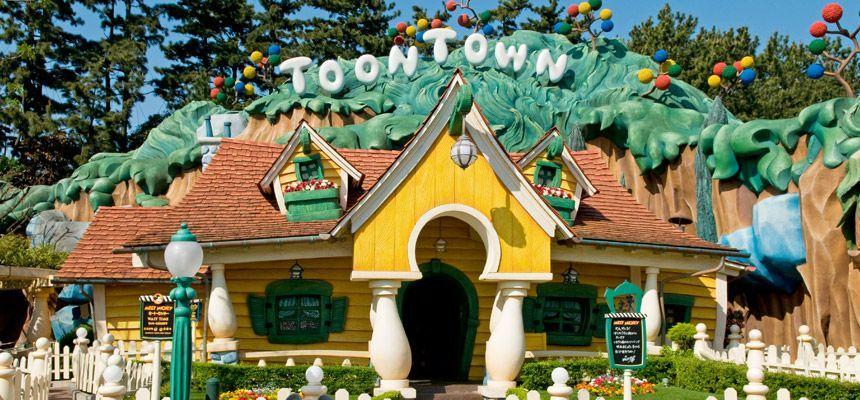 "Japan Tokyo Disneyland ""Mickey's House and Meet Mickey"