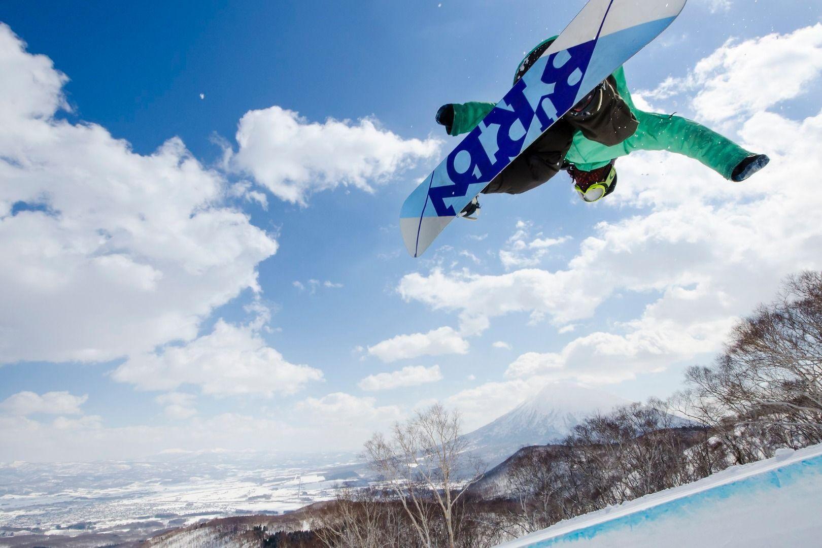 The Hotspot for Powder Snow - Niseko Hokkaido