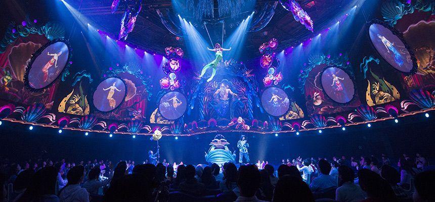 Tokyo DisneySea Mermaid Lagoon Theatre