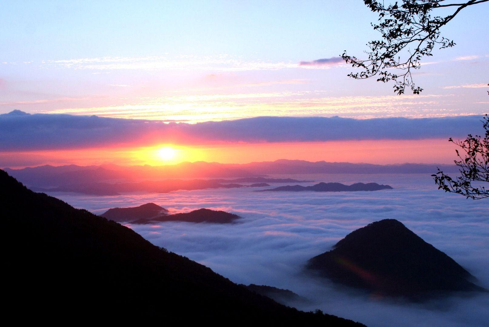Oeyama or Mount Oe (Kyoto Prefecture)