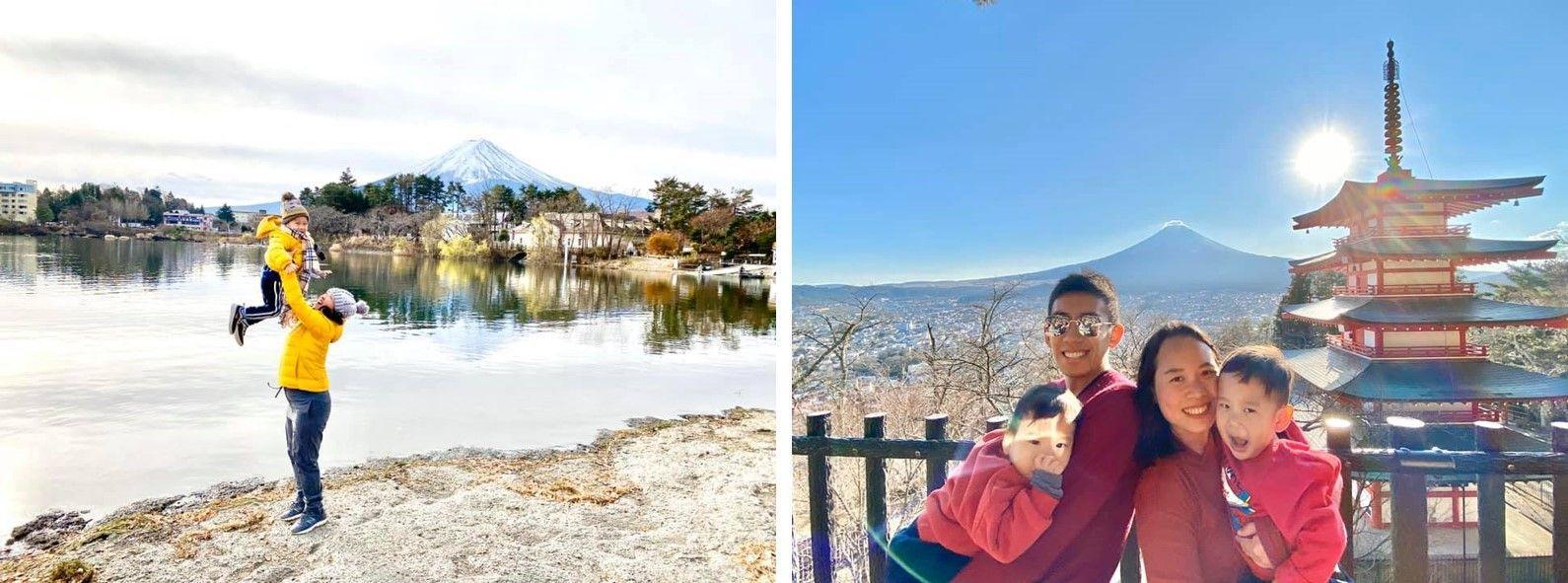 Day 2 - Majestic Mt. Fuji and Yamanashi Prefecture