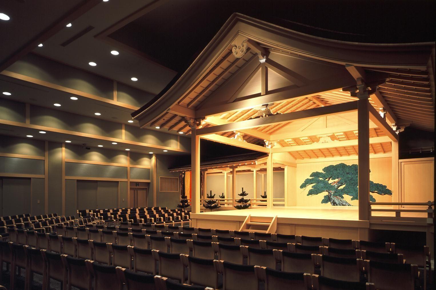 Noh Theatre Shibuya