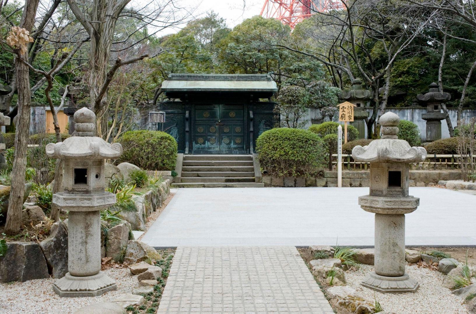 Japan Tokyo Daimon Zojo-ji NewYear