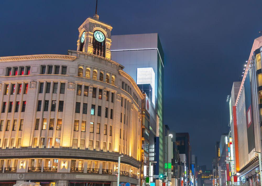 Ginza(Tokyo)
