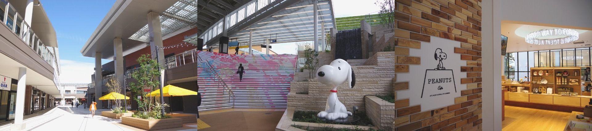 Minami-machida Grandberry Park- from Cinemas, Famous Restaurants to Mascot Specialties!