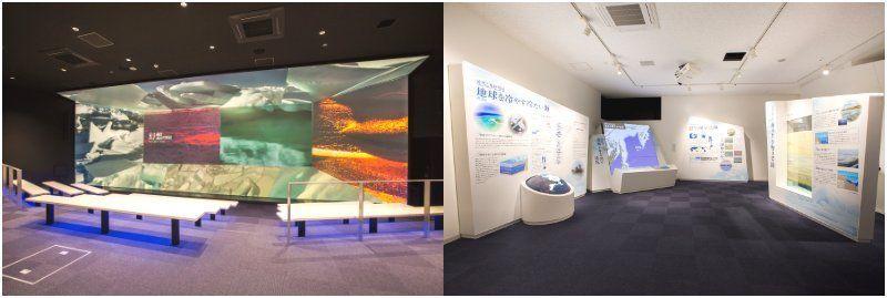 The Okhotsk Ryu-hyo Museum(Abashiri)Hokkaido