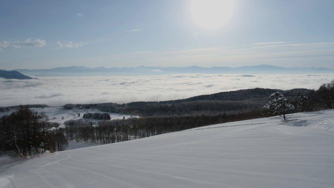 Kurohime Kogen Snow Park Japan Nagano