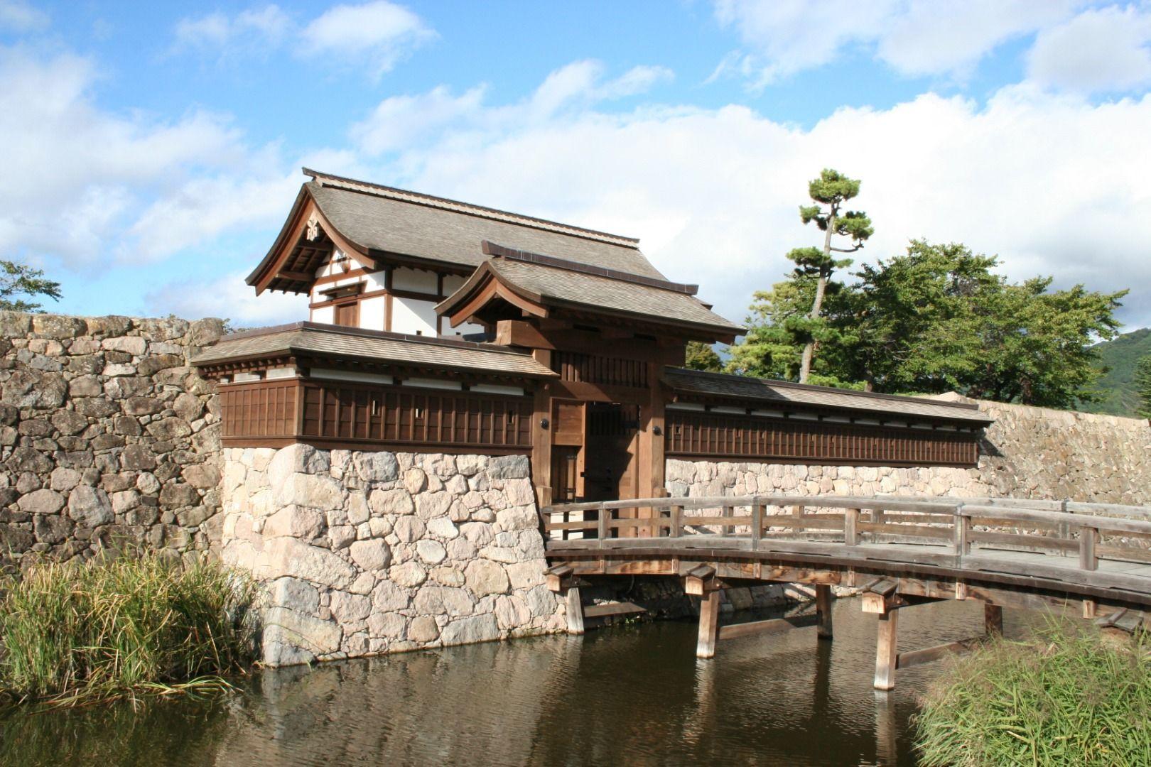 """""""Matsushiro Samurai Houses"""" (Nagano Prefecture)"""