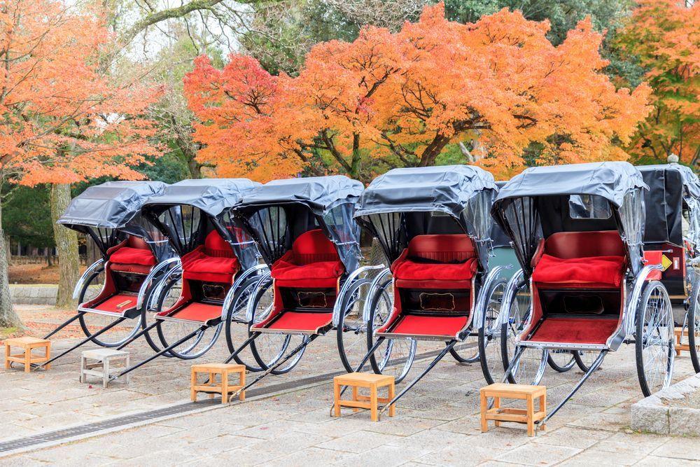Japan Asakusa Rickshaw