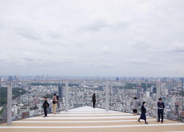 Tokyo's New Landmark- Shibuya Scramble Square