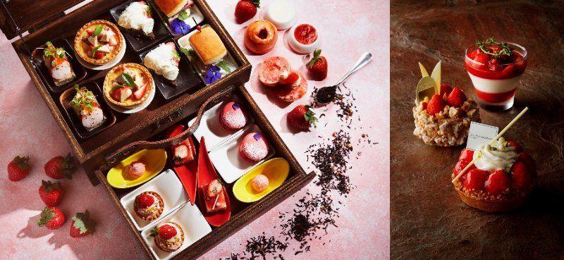 Popular Dessert Buffets in Japan's Hotels