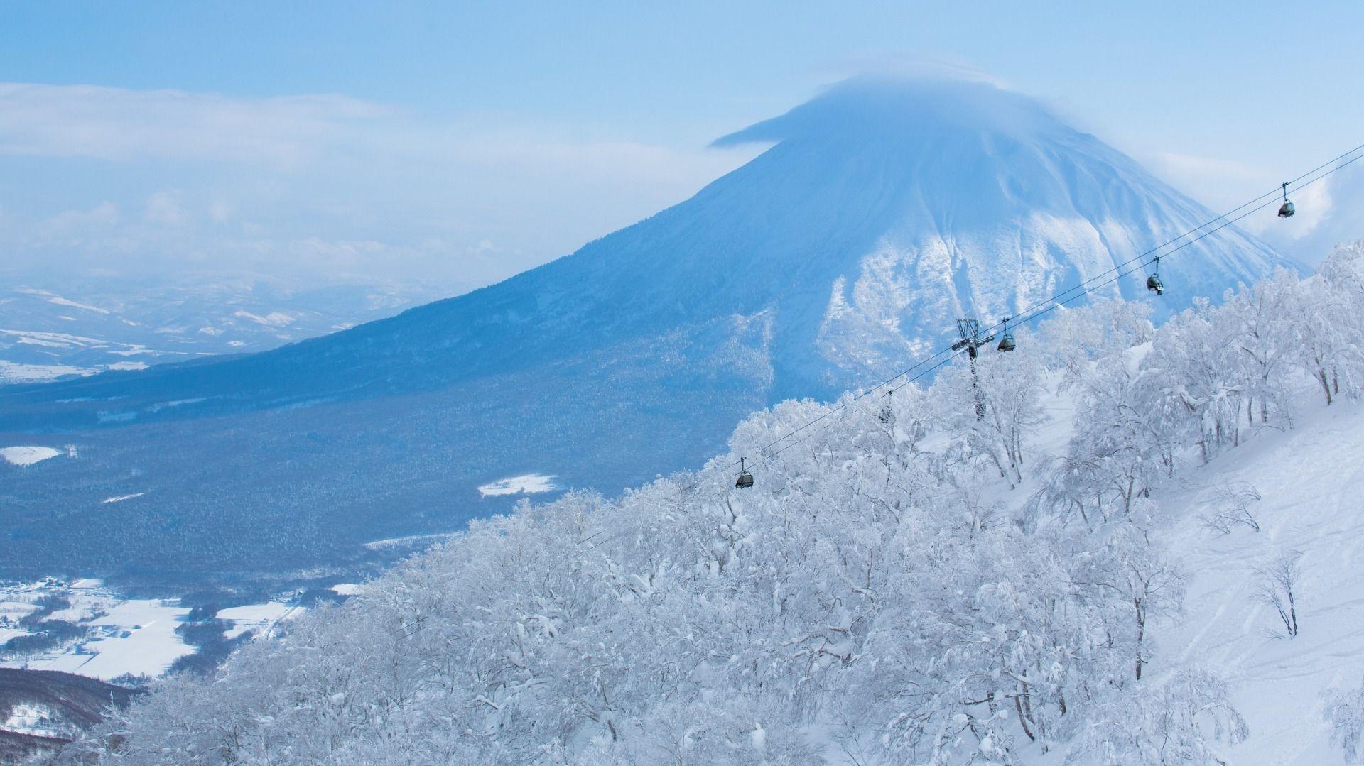 The Hotspot for Powder Snow - Niseko Hanazono Resort