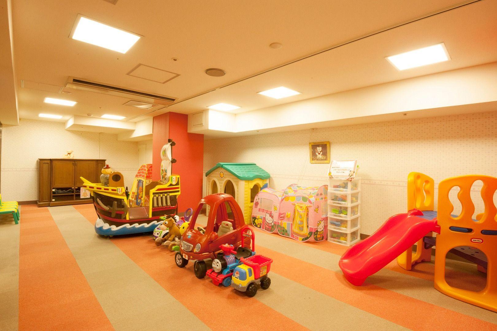 Play room Asaya Hotel(Tochigi)