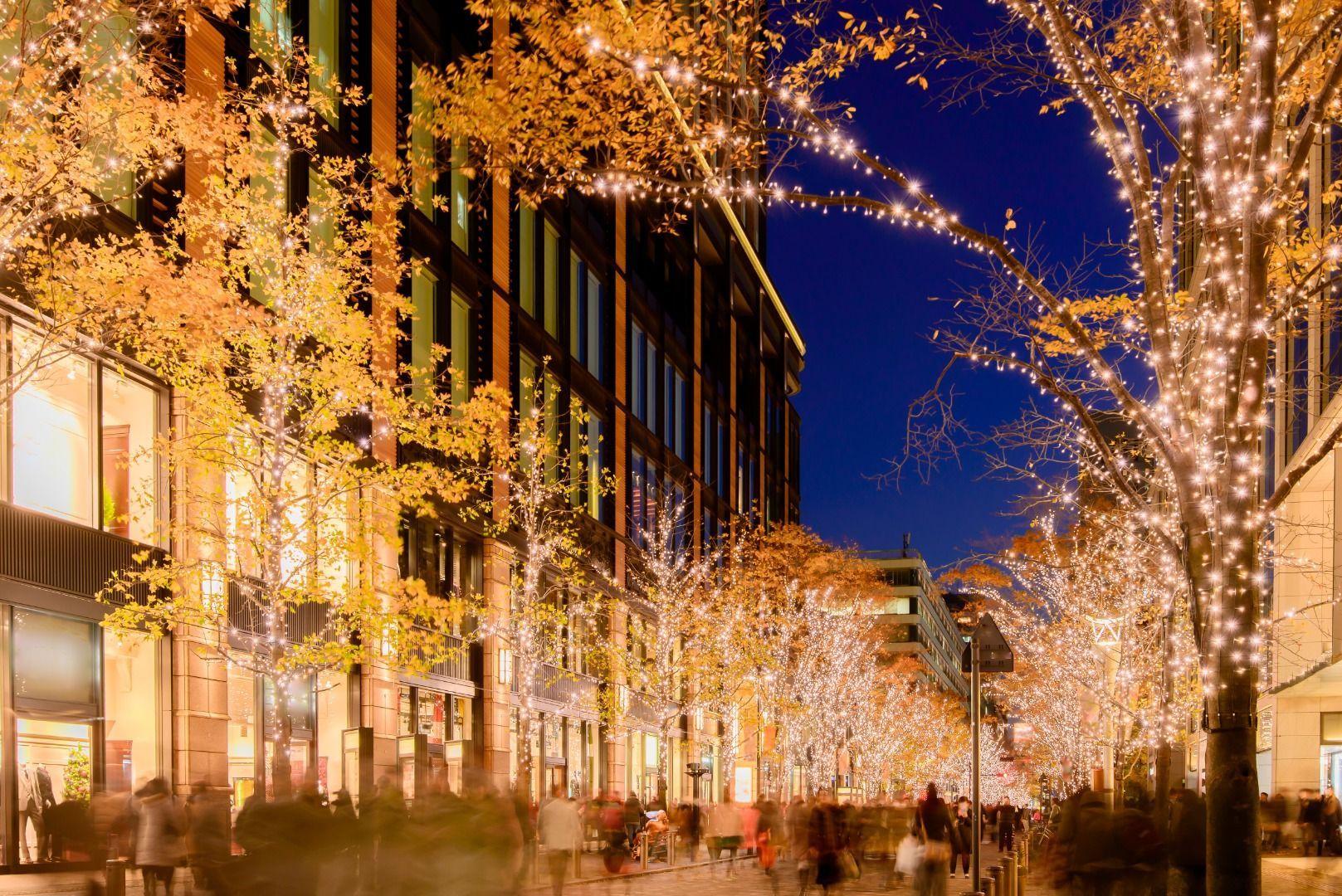 Tokyo illumination
