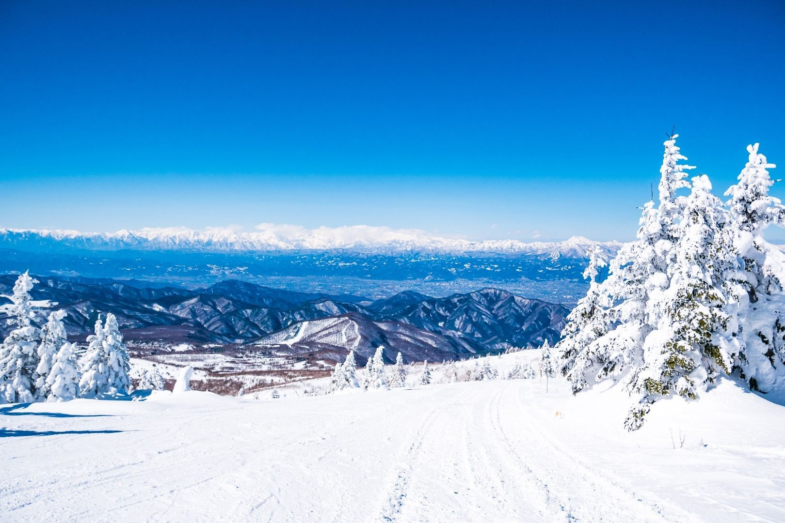 Suitable for Skiers of All Level- Nagano, the Skiing Paradise