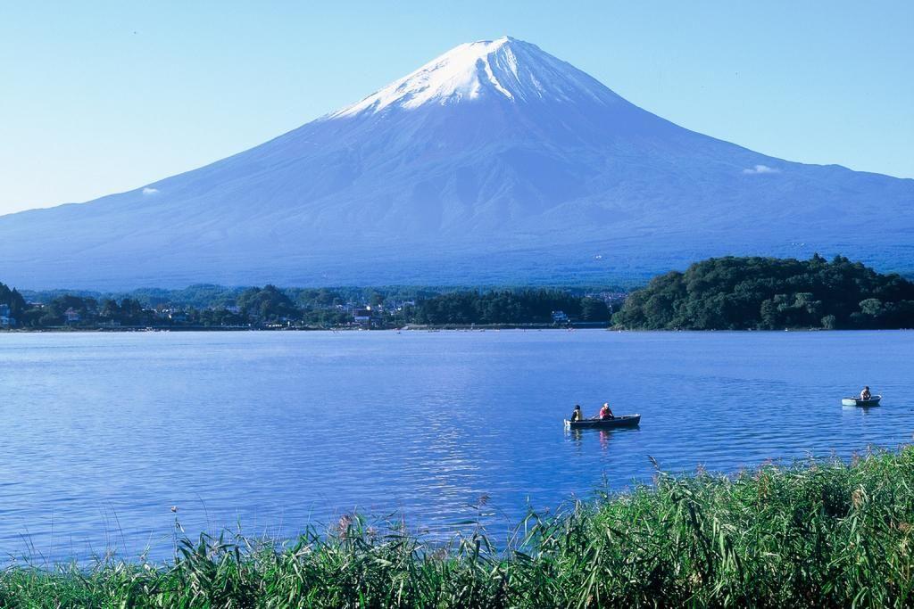 Enjoy the popular Fuji Shibazakura Festival! Kawaguchi Lake (Yamanashi)