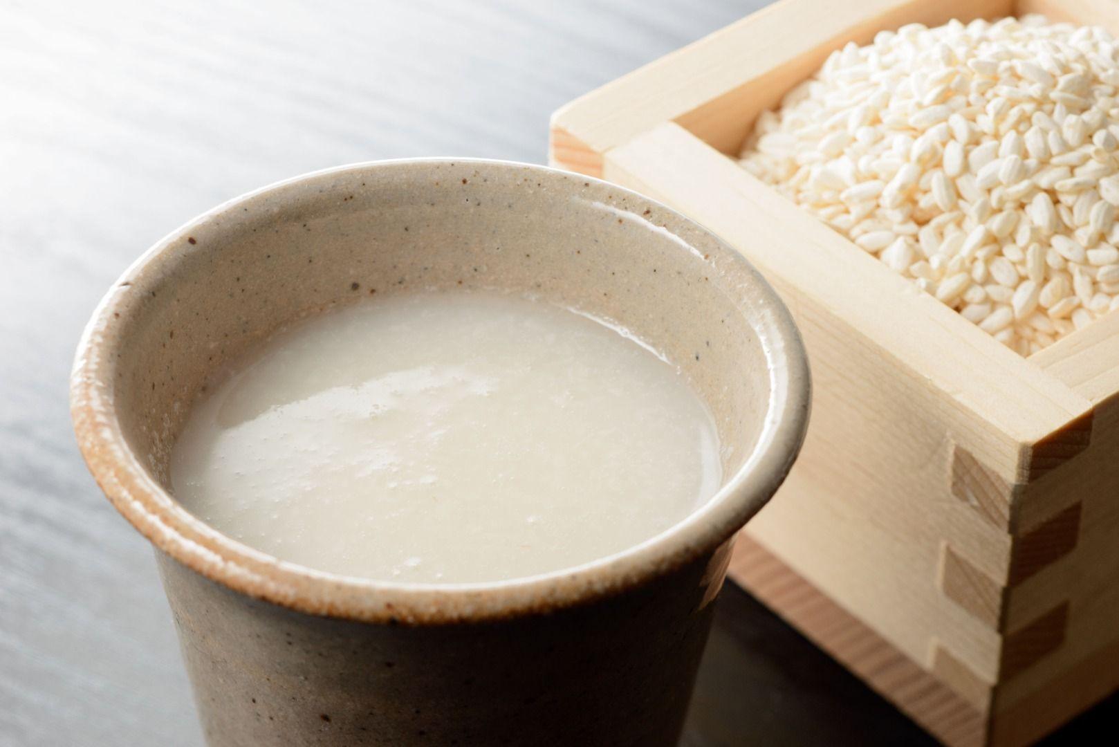 amazake (sweet sake)