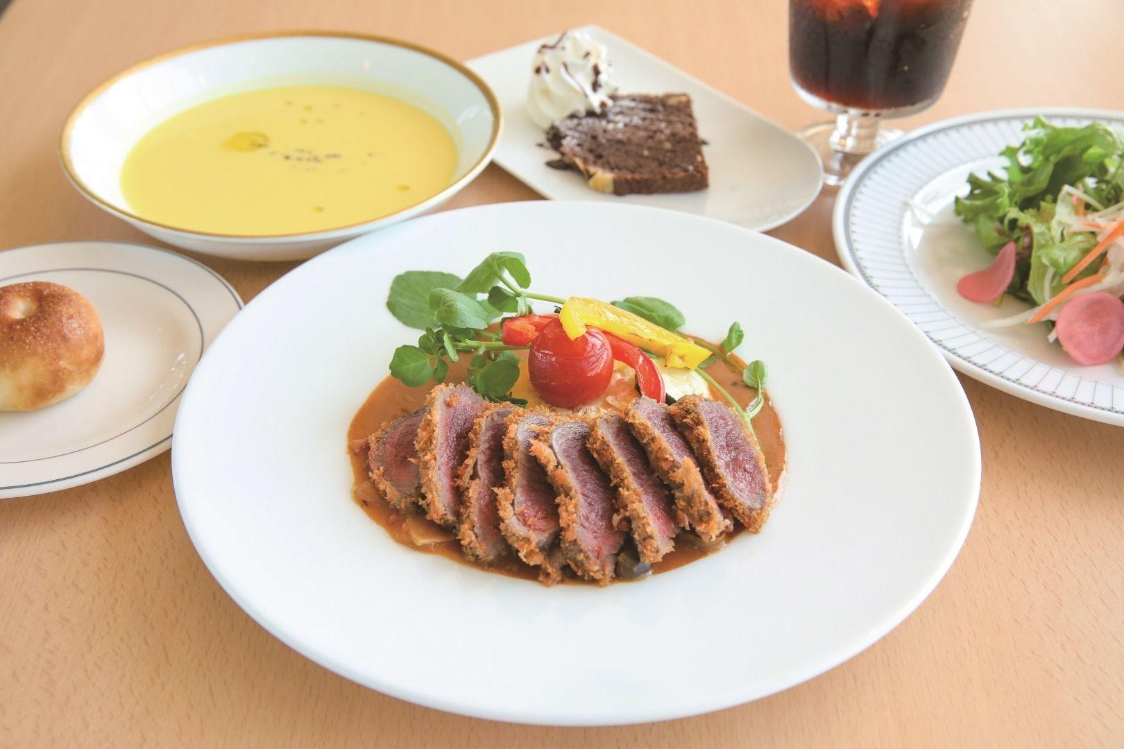The Okhotsk Ryu-hyo Museum(Abashiri)Hokkaido Café&restaurant 360