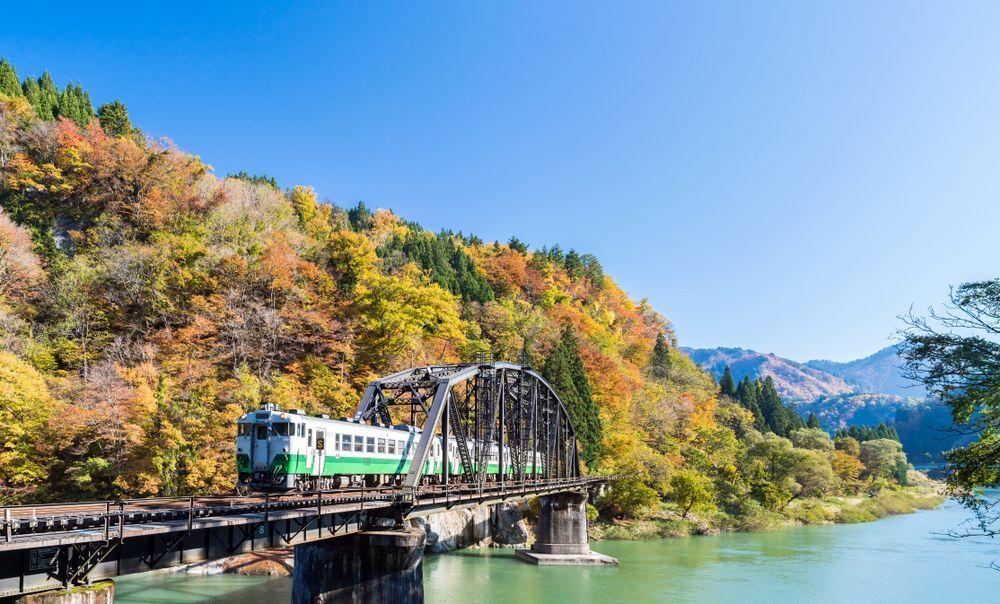 Transportation Japan Train