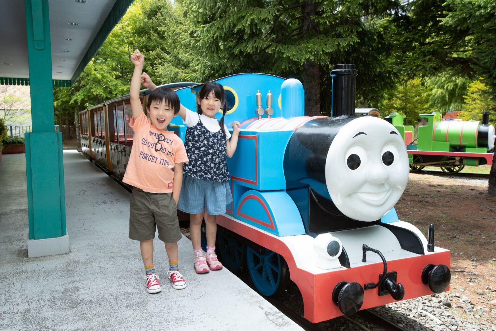 Thomas and Percy's Fun Ride