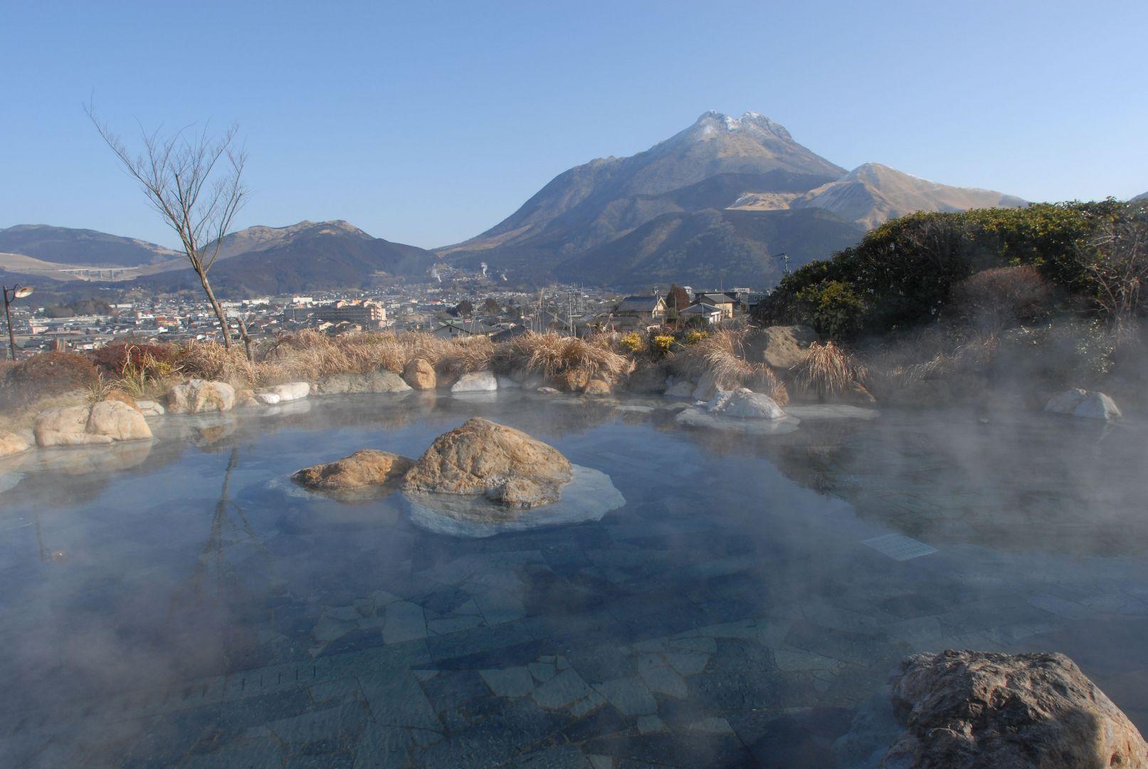 Yufuin Onsen (hot spring)