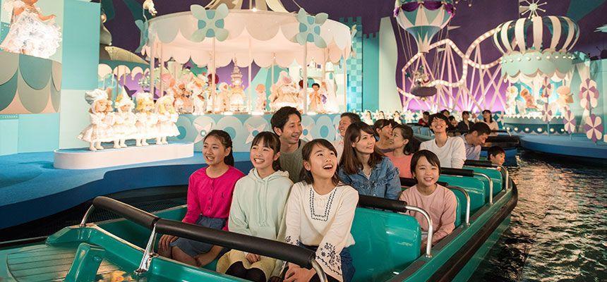 "Tokyo Disneyland ""It's a small world"