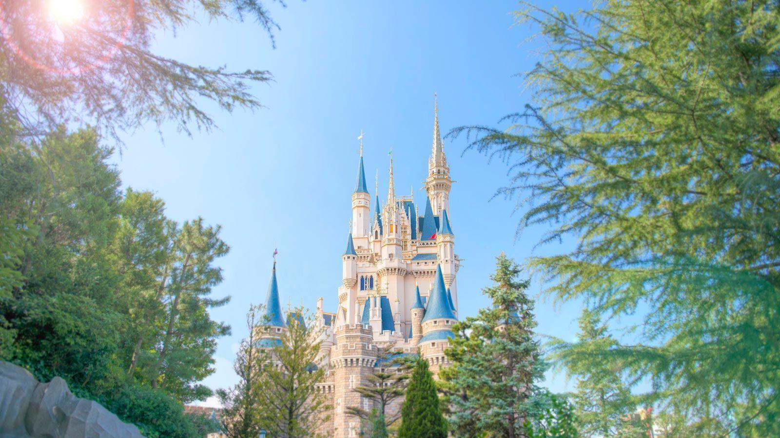 Japan Tokyo Disneyland
