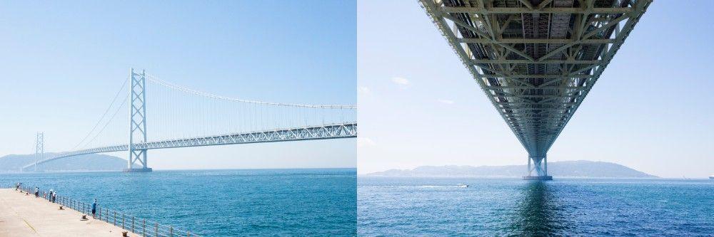Akashi Strait Bridge (Akashi Kaikyo Bridge)
