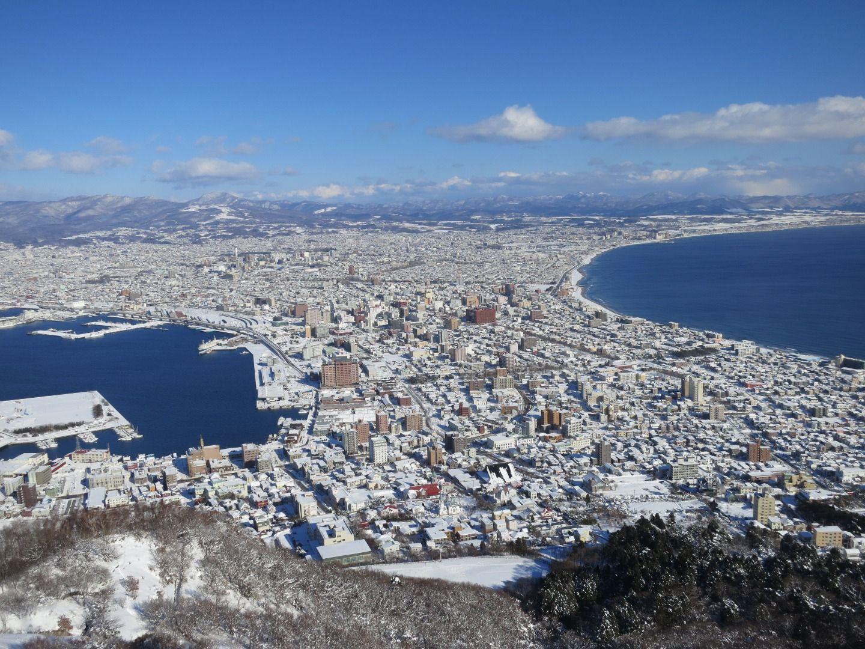 Hokkaido Hakodateyama